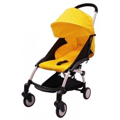 yoya коляска желтая